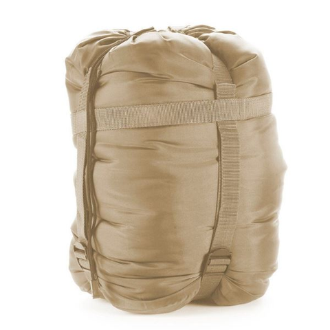 Compression Stuff Sacks Desert Tan Med