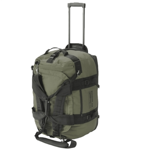SNUGPAK-Roller Kit Monster Olive 65L