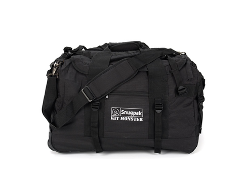 SNUGPAK-Roller Kit Monster Black 65L