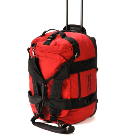 SNUGPAK-Roller Kit Monster Red 120L