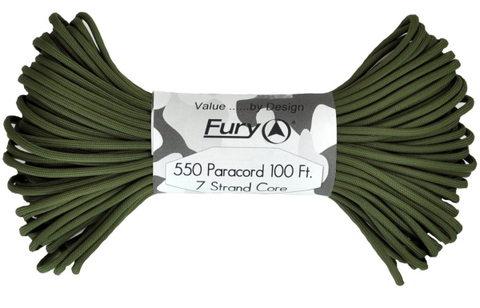 Fury Paracord Olive Drab
