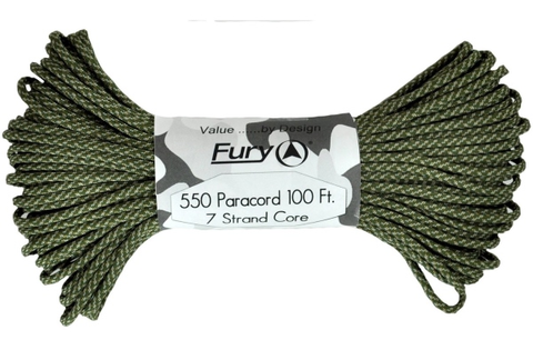 Fury Paracord - Digital Army Combat Unif