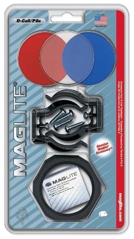 Maglite D Cell Accessory Kit