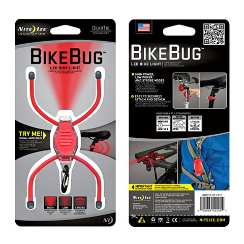 Bike Bug Red LED