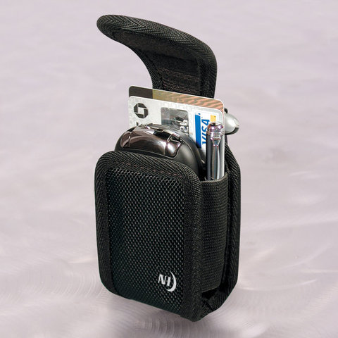 Clip Case Cargo Sm. Phone Holster Black