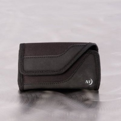 iPhone 4 Clip Case Sideways Med - Black