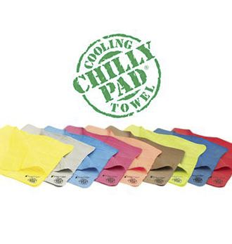 Chilly Pad Super Cooling Towel - Khaki