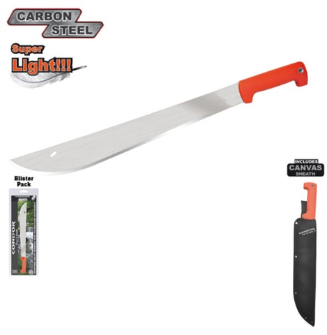 Eco-Survivor El Salvador Machete 18""