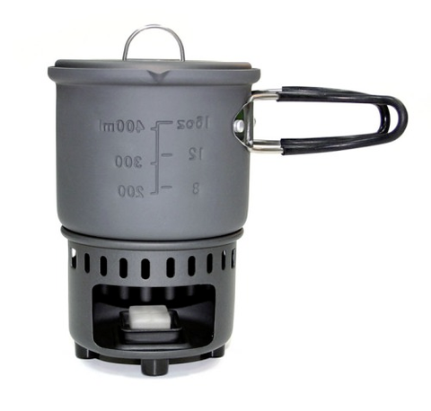 Esbit Solid Fuel Stove and Cookset