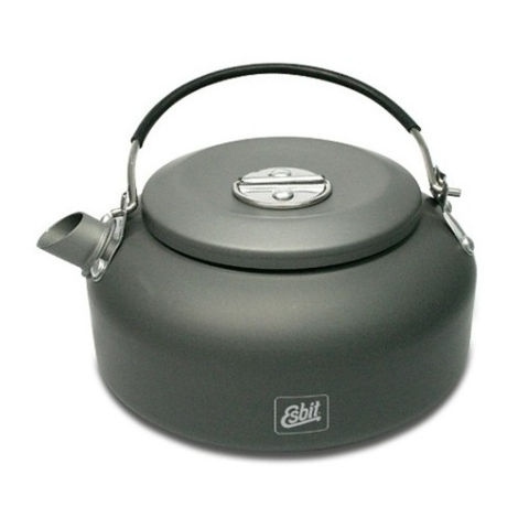 Water Kettle 600ml Anodized Aluminm