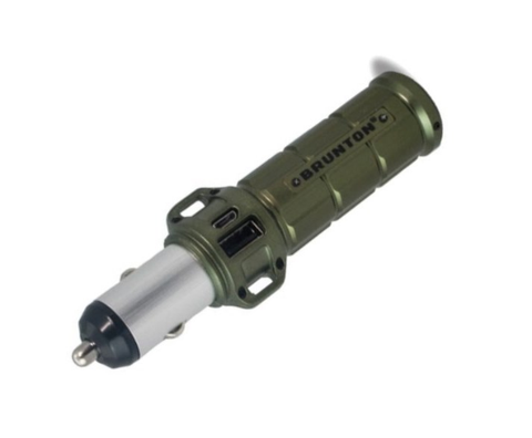 Torpedo 2600mA 2x Charge Outdoor Green