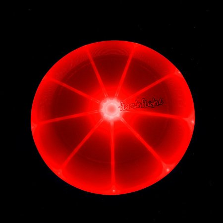 Flashflight Disc Red