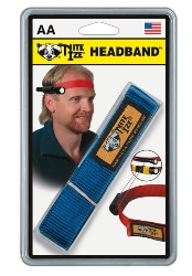 Headband (Black Fits Mag AA or AAA)