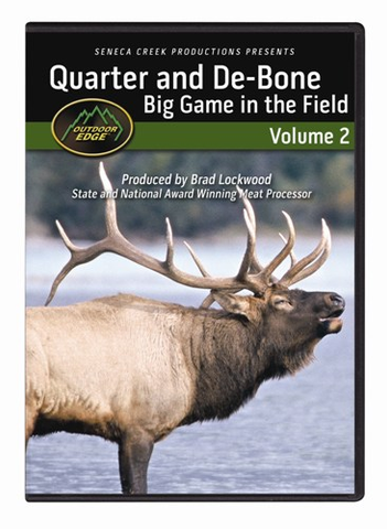Quarter & Debone in Field DVD