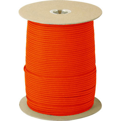 Parachute Cord 1000' Spool - Red