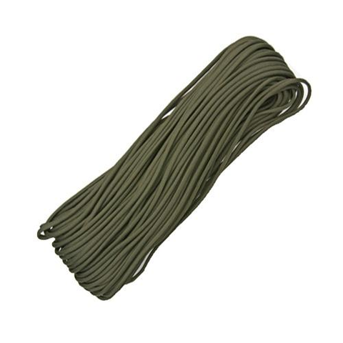 Parachute Cord 100' - Olive Drab