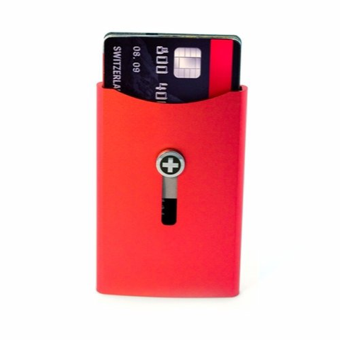 Wagner Swiss Wallet Flash Red