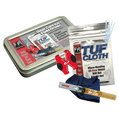 Gear Care Kit Field Grade Tin