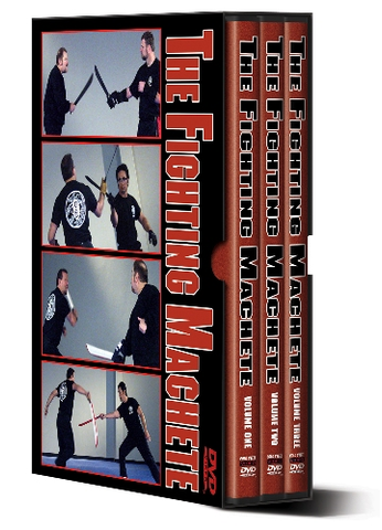 Fighting Machete DVD
