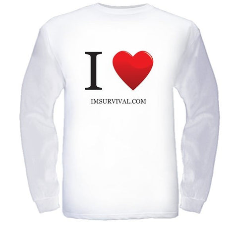 IM Survival Love Long Sleeve T-Shirt