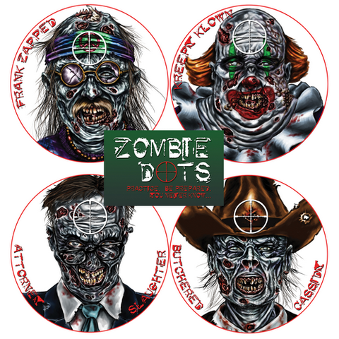 Zombie Variety Pack
