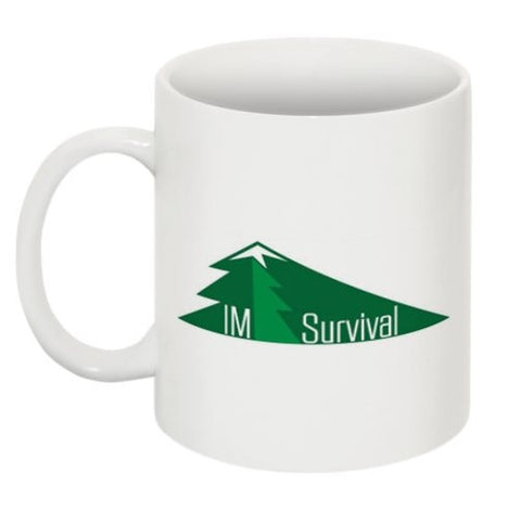 IM Survival Drinking Mug