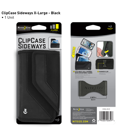 Clip Case Cargo Sideways XL