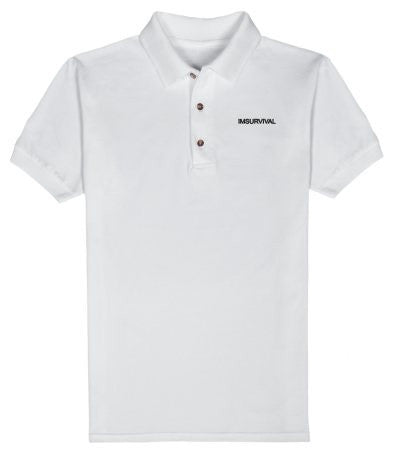 IM Survival Polo Short Sleeve Shirts