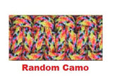 10' Camouflage Colors N-R 550 Paracord