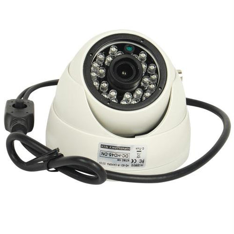 DC-HD45-DN is a full HD weather proof dome camera