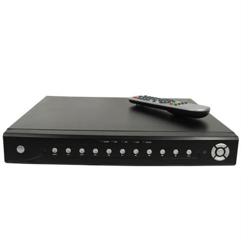 4 Channel HD DVR with a 1TB hard drive