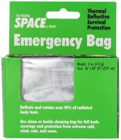 Grabber Space Emergency Tactical Survival First Aid Thermal Bag