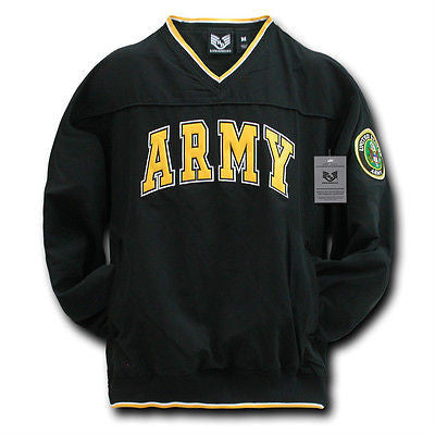 Army Military Armed Forces Microfiber Pullover Shirt Rapdom R13