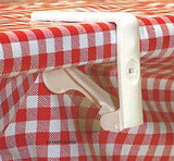 Coghlans Tablecloth Holder Clamps 4 Pack-Backyard Camping Picnics-Coghlan's 9211