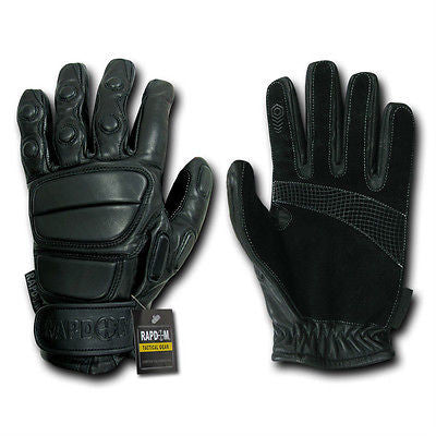 Heavy Duty Rappelling Tactical Gloves Rapid Dominance Rapdom T11