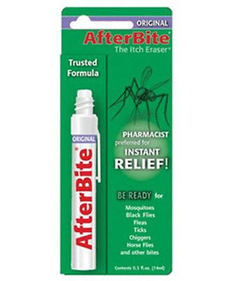 After-Bite Original Bug Bites Skin Itch Relief Insects Camping Hiking Outdoors