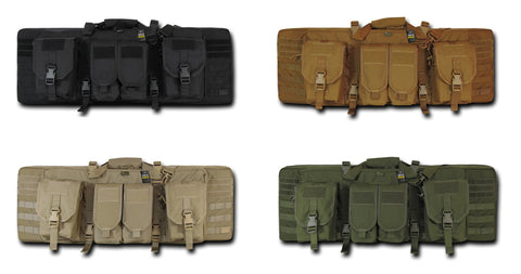 "36"" Single Rifle Tactical Case Rapdom T350"