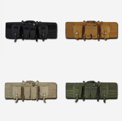 "42"" Single Rifle Tactical Case Rapdom T351"