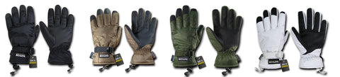 Breathable Water Resistant Gloves Rapid Dominance Rapdom T57