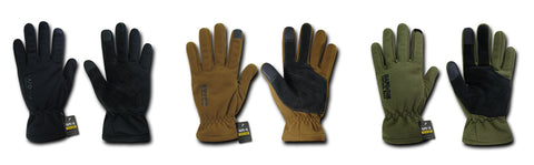 Breathable Water Resistant Fleece Gloves Rapid Dominance Rapdom T58