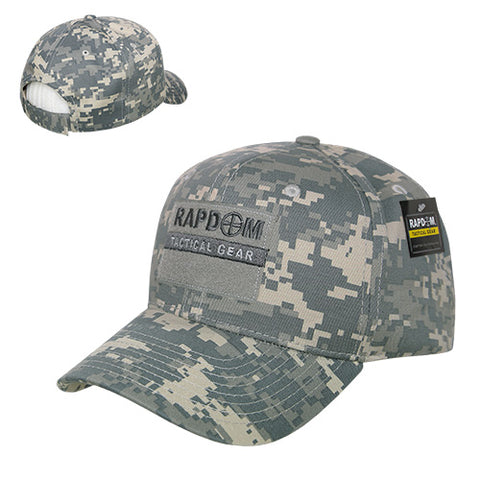 Embroidered Operator Cap Tactical Hat Rapid Dominance Rapdom T76