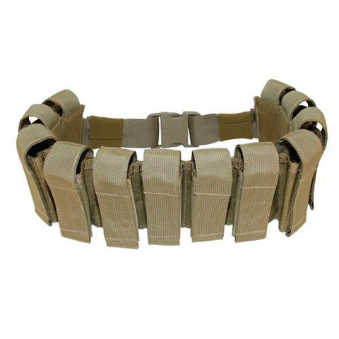 40 MM Bandolier, Coyote
