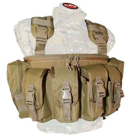 Frog Chest Rig, Coyote