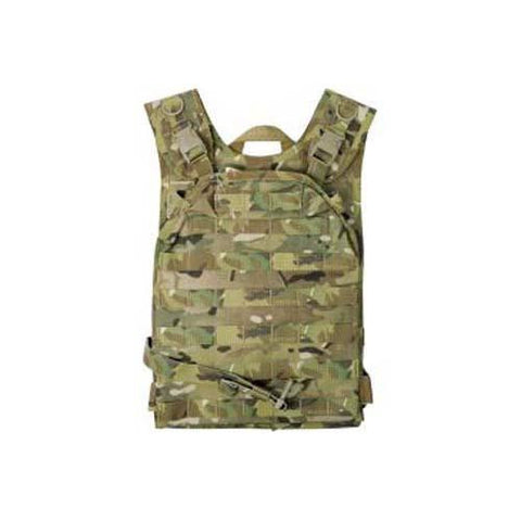Lightweight Plate Carrier Harness SM-MD Multi Cam