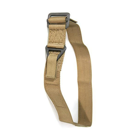 "CQB-Rigger's  Belt-Small (Up to 34"") COYOTE TAN"