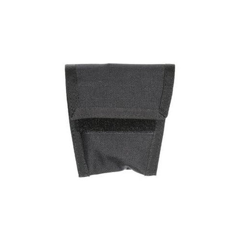 Belt Mounted Handcuff Pouch Black