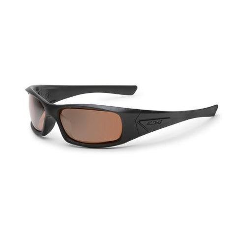5B Black Frame-Mirrored Copper Lenses  Black frame