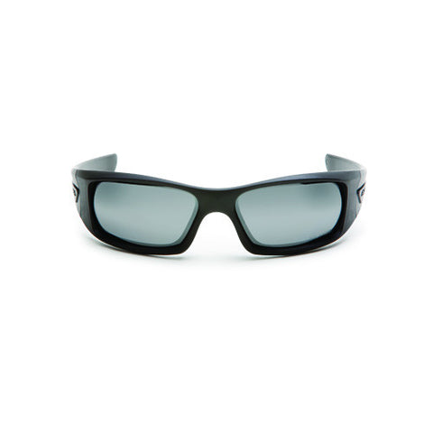 5B Black Frame-Smoke Gray Lenses  Black frame