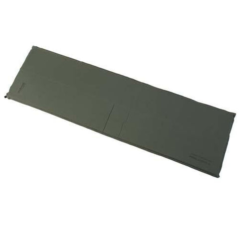 "Superlite Mat, Self-Inflating, 72""x20"", Olive-Black"