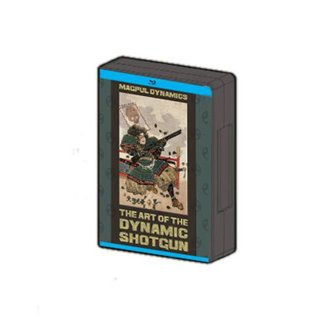 Art of Dynamic Shotgun, Blu-ray Disc Set (HD)